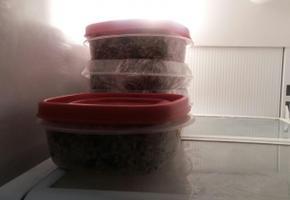 냉동 현미 잡곡 밥