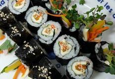 햄치즈 꼬마김밥(도시락&간식)