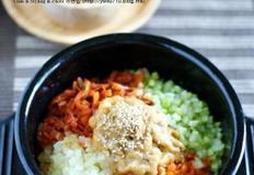초여름 보양식으로 최고 성게알비빔밥 만드는법