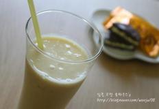 [요나*스] 망고바나나 쉐이크 # 다이어트 쉐이크