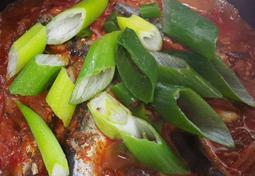 묵은지로 만든 백종원 꽁치김치찌개 설탕잡기
