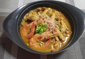 집밥 백선생 백종원의 드라이카레로 만드는 해물카레나베