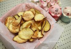달달하고 바삭한 고구마칩