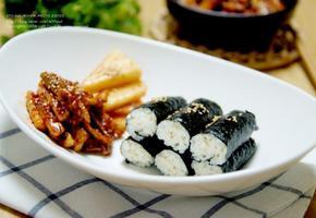 홈메이드 충무김밥 만들기