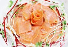 연어덮밥(사케동) & 돈부리 소스 만들기
