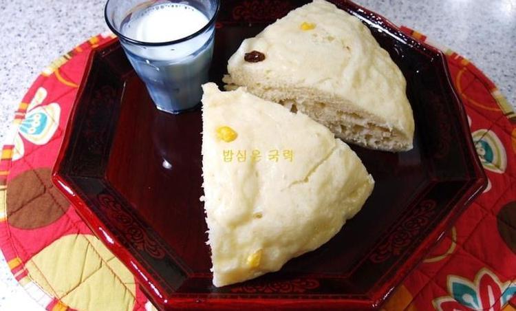 막걸리술빵 - 추억의 술빵