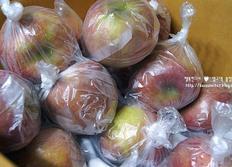 박스로 산... 사과, 오렌지 소분법