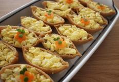 계란 유부초밥- 유부초밥 맛있게 만들기