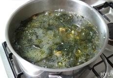 소고기 미역국 맛있게 끓이는법! 깊은맛~