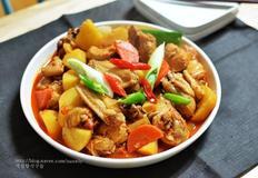 닭도리탕 매운닭볶음탕 만드는법
