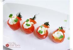 방울 토마토 샐러드