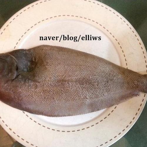명절 생선 손질 & 깔끔하게 보관하기...(가자미 냉동 보관시....)