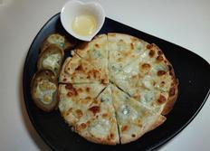 고르곤졸라 피자 만들기