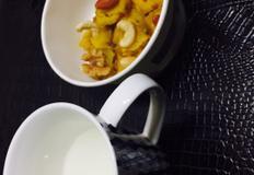 고소고구마 & 탄산요거트
