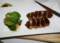 짭쪼롬하니 맛있는 돼지등심 간장조림
