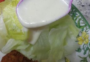 양배추/양상추 샐러드드레싱