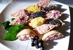 아로니아(블랙초코베리) 유부초밥