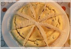두유찹쌀 케이크 만들기