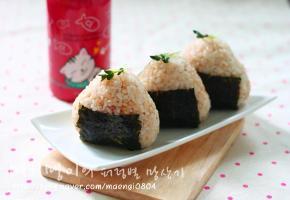 제육 오니기리(삼각김밥)
