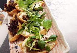 #맛있는녀석들의 꿀팁!!! 묵말랭이유부초밥 만들기 #묵말랭이 먹어는 보셨나요~~~ 끝내주게 쫀득한 요요녀석에 반해