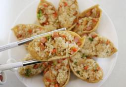 김치유부초밥