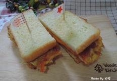 [길거리토스트] 간단한 한끼식사 또는 간식으로 좋아요 :)