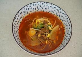 소고기국밥만들기, 얼큰소고기무국끓이는법!