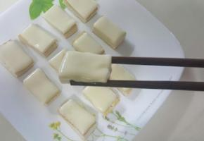 아기간식 두부 치즈 만들기