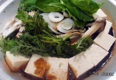 삼시세끼 일본식전골 스끼야끼 만들기