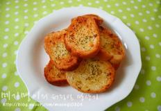 바게트 마늘빵