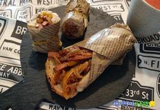 햄파프리카샌드위치:소파빵이 아니라 햄파빵?(집밥백선생레시피)