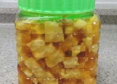 파인애플 식초 만드는방법:)