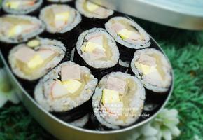 묵은지햄김밥