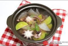 시원하고 칼칼한 보양음식 낙지연포탕만드는법