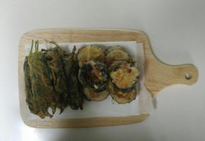남은 김밥과 재료로 만드는 전