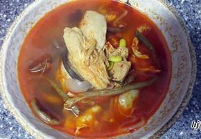 닭요리 :: 제사음식활용 요리 닭계장