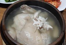 백숙/삼계탕 간단한 셀프보양식 레시피