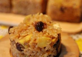 압력솥으로 간단하게 영양약밥 만들기