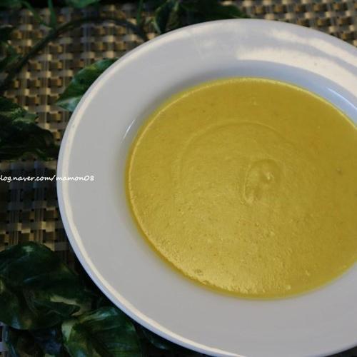 고구마 당근 수프-영양간식으로 너무 맛있는 고구마 당근 스프