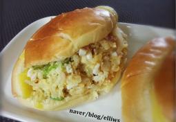 사라다빵...수요미식회 나폴레옹사라다빵 따라 만들기