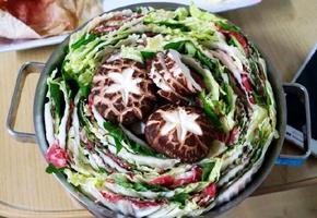 밀푀유나베 샤브샤브 만들기, 양념소스 레시피 포함!집들이 음식추천