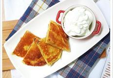 홈메이드 브런치~ 고구마핫케이크 ,아이간식,핫케익크만들기
