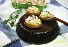 게살샐러드 유부초밥