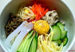 싱그런 나물과 매콤한 맛의 진수 비빔밥양념