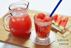 달콤한 수박 에이드