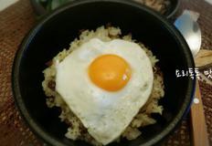 위나 장에 좋은 양배추소고기밥