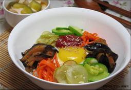 여름철별미 보리비빔밥