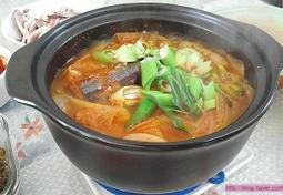 꽁치 김치찌개