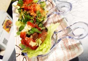 #소라통조림을 이용한 양상추소라카나페 만들기 #초간단 술안주로도 좋고 에피타이저로도 좋은 간편식!!!