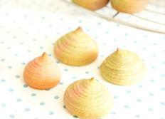 상투과자 상투고깔과자 주말간식 상투과자만들기